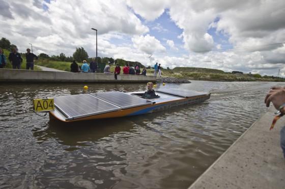 Dutch Solar Challenge resultaat